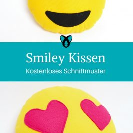 Smiley Kissen