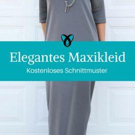 Elegantes Maxikleid