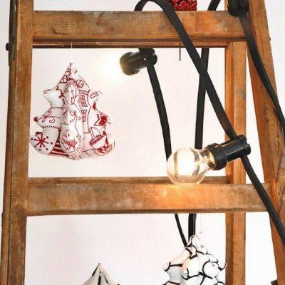weihnachtsbaum weihnachtsdeko dekoration weihnachten nähen kostenloses schnittmuster