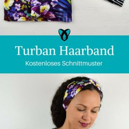 Turban Haarband
