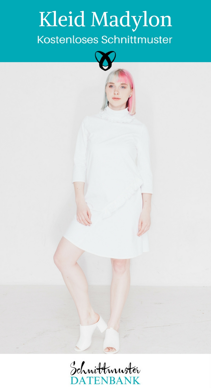Kleid Madylon – Schnittmuster Datenbank