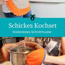 Schickes Kochset