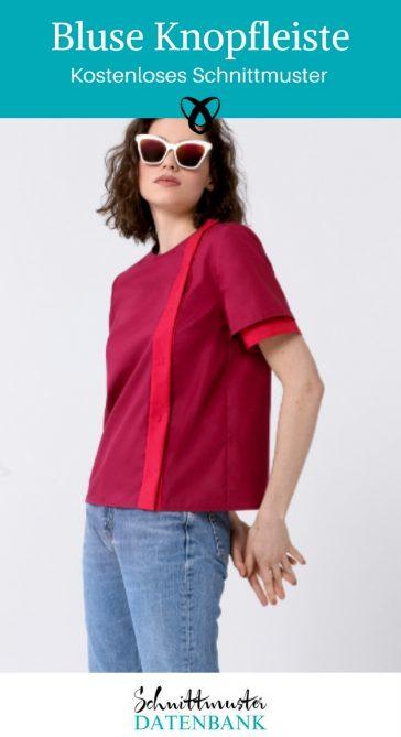 T-Shirts & Tops – Schnittmuster Datenbank