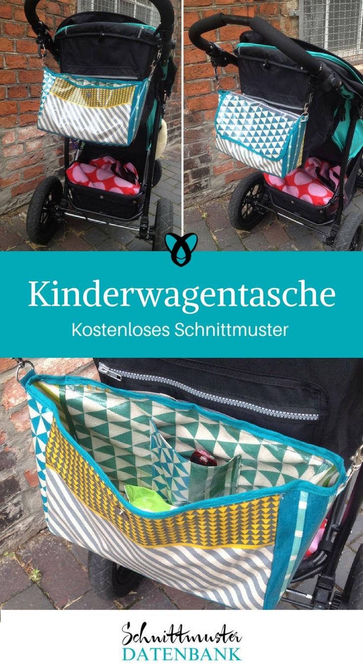 Kinderwagen-Organizer – Schnittmuster Datenbank