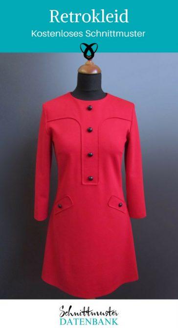 Kleidergrößen Damen – Schnittmuster Datenbank