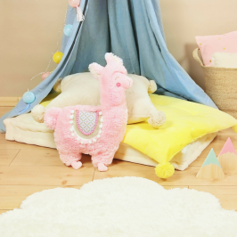Plüschteppich Nähideen fürs Kinderzimmer Kostenlose Schnittmuster Gratis-Nähanleitung