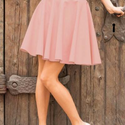 Tellerrock Rock Kleidung für Frauen Vintagekleidung kostenlose Schnittmuster Gratis-Nähanleitung