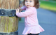 Peplum-Top Mädchenshirt Jerseyoberteil Nähen für Kinder kostenlose Schnittmuster Gratis-Nähanleitung