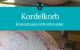 Kordelkorb Nähen mit Kordel Nähen für Zuhause Kreative Dekorationen selber machen kostenlose Schnittmuster Gratis-Nähanleitung