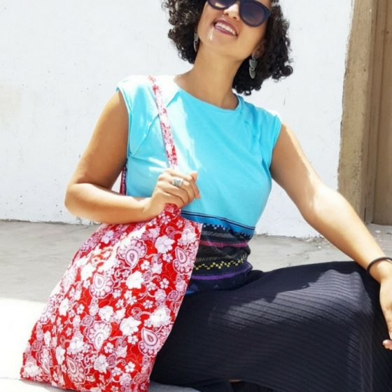 Stofftasche Tasche naehen gratis schnittmuster