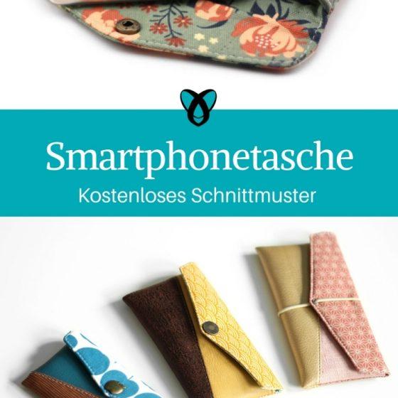 Smartphonetasche naehen gratis schnittmuster