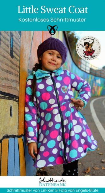 Sweatshirt kostenlos schnittmuster jacke Fabrik der