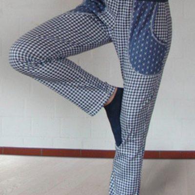 Jogg-Pants Hose bequeme Hose Pumphose Erwachsene Jerseyhose Jogger kostenlose Schnittmuster Gratis-Nähanleitung
