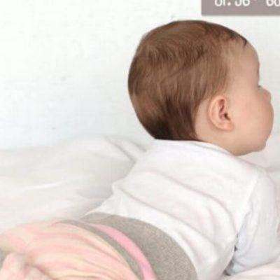Minibuxe Kinderhose Babyhose Erstausstattung Baby Pumphose kostenlose Schnittmuster Gratis Nähanleitung
