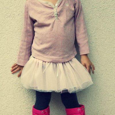 Tutu Kinderrock Tüllrock Ballerinarock Faschingskostüm Karneval Fasching Kostüm Kinderkostüm Verkleiden kostenlose Schnittmuster Gratis-Nähanleitung