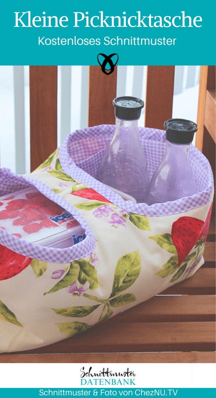 Sitzpouf mit Jute kostenlose Schnittmuster Gratis-Nähanleitung Sitzkissen