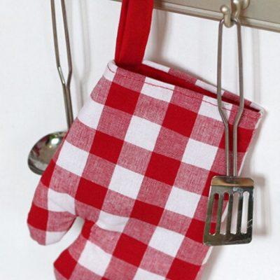 Kinder Ofenhandschuh Kinderküche Spielzeug kostenlose Schnittmuster Gratis-Nähanleitung