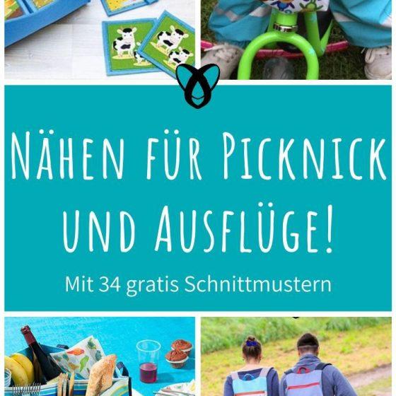Nähideen_Picknick_Ausflug_Natur_Fahrradtour_Sommer_Schnittmuster_nähen_gratis_kostenlos_Ideen