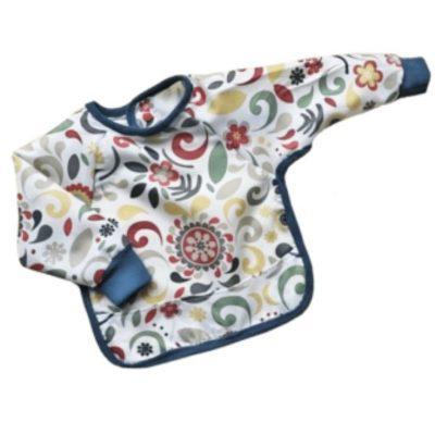Aermellaetzchen Fuer Kinder Babies erstausstattung kostenlose Schnittmuster Gratis-Naehanleitung