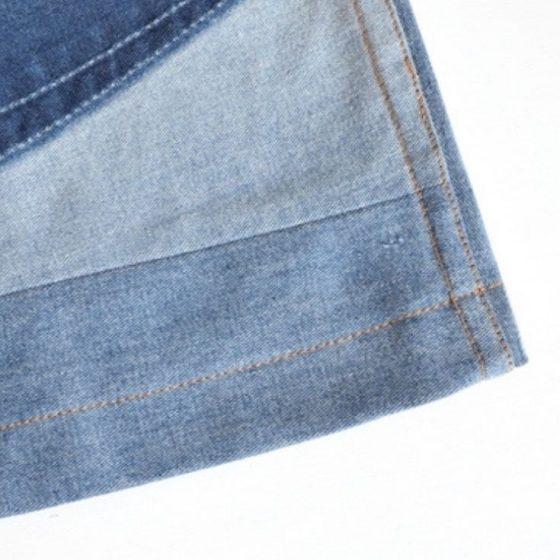 Jeansnaht Kappnaht Nähtricks Tutorial kostenlose Schnittmuster Gratis-Nähanleitung