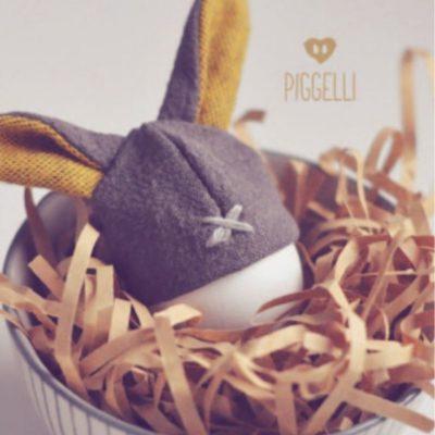 Eierhut Eierwärmer Ostern Frühstück Osterfrühstück gedeckter Tisch feiern Feiertag nähen für Zuhause kostenlose Schnittmuster Gratis-Nähanleitung