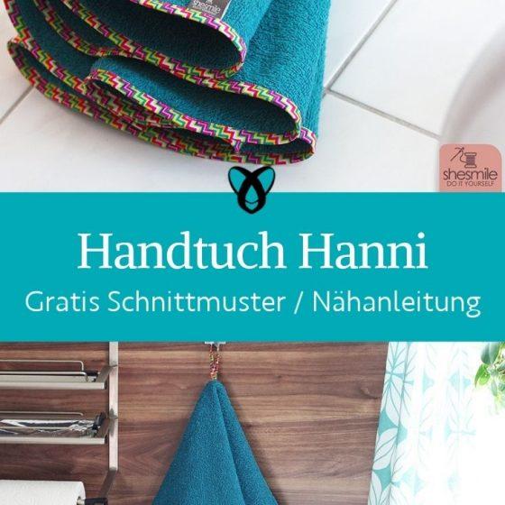 Handtuch hanni kueche abwaschen praktisches fuer zuhause kostenlose schnittmuster gratis naehanleitung