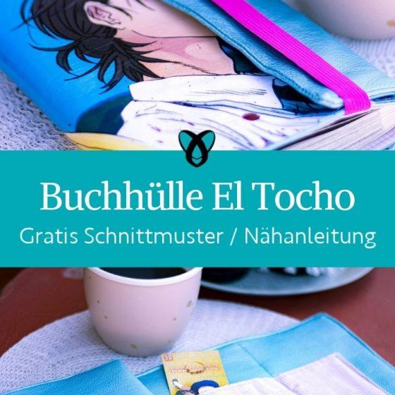 Buchhuelle Schutzhuelle Buch Buecher Lesen Mappe kostenlose schnittmuster gratis naehanleitung