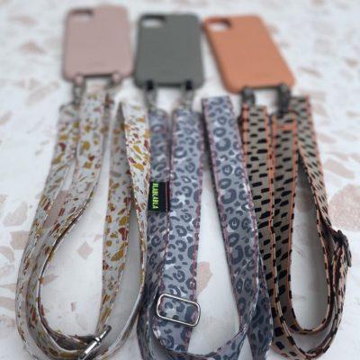 Handyband smartphone accessoires gurtband kostenlose schnittmuster gratis naehanleitung