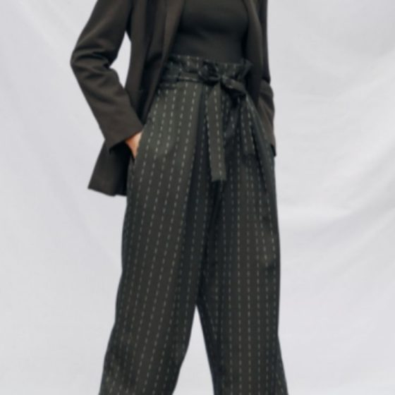 culotte doori weite hose damenhose businesshose damenkleidung business edel kostenlose schnittmuster gratis naehanleitung